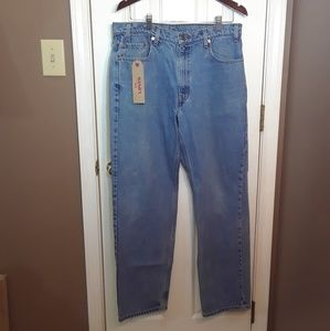 NWT 36X32 LEVIS 505 Straight Fit Men's jeans